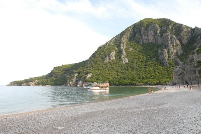 Hippiestrand Olympos
